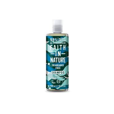 Faith in Nature Fragance Free Shampoo 400ml