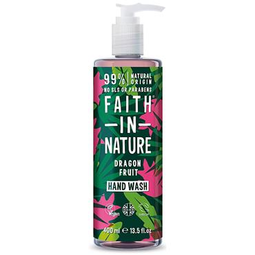 Faith In Nature Dragon Fruit Hand Wash 400ml