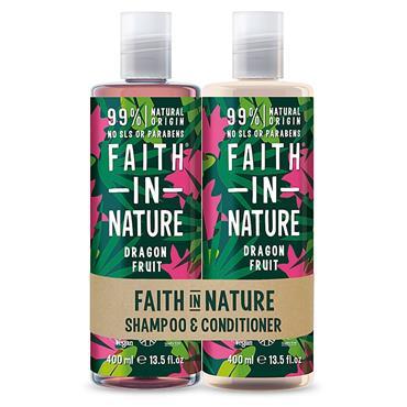 Faith In Nature Hair Duo Dragon Fruit All Hair