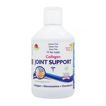 Swedish Nutra Collagen Joint Support 500ml