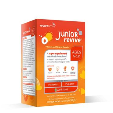 Revive Active Junior (Ages 4-12) 20 sticks