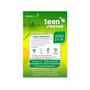 Revive Active Teen (ages 13-18) 20 sticks