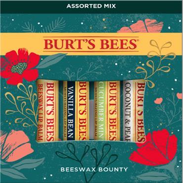 Burts Bees Beeswax Bounty Assorted Mix Set