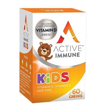 Active Immune Kids 60 Vegan Chews