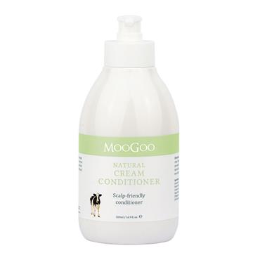 MooGoo Natural Cream Conditioner 500ml