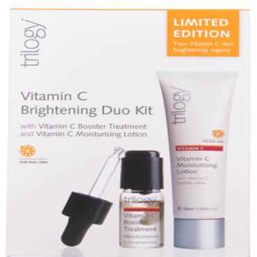 Trilogy Vitamin C Brightening Duo Kit