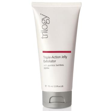 Trilogy Triple Action Jelly Exfoliator 75ml