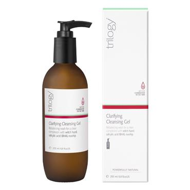 Trilogy Clarifying Cleansing Gel 200ml