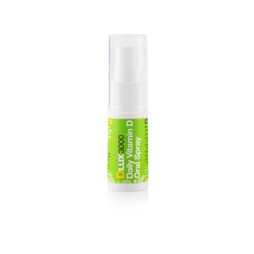 BetterYou Dlux 3000 Daily Oral Spray 15ml