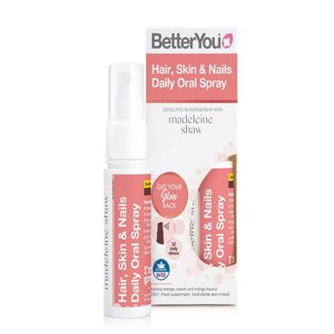 Better You Hair Skin&Nails Daily Oral Spray 25ml