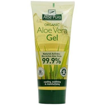 Aloe Pura Organic Aloe Vera Gel 99.9% 200ml