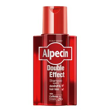 Alpecin Double Effect Anti-Dandruff Shampoo 200ml