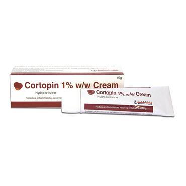 Cortopin 1% Cream 15g