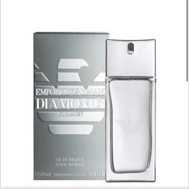 Emporio Armani Diamonds For Men EDT 75ml