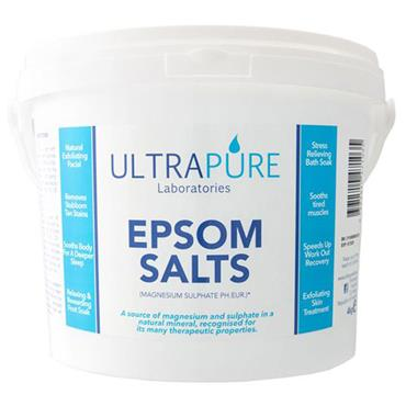 Ultrapure Epsom Salts 4kg