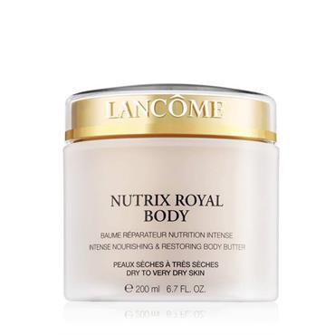 Lancome Nutrix Royal Body Cream Jar  200ml