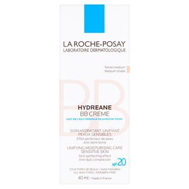 La Roche-Posay Hydreane BB Cream Medium