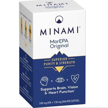 MorEpa Orginal Omega 3 60 softgels