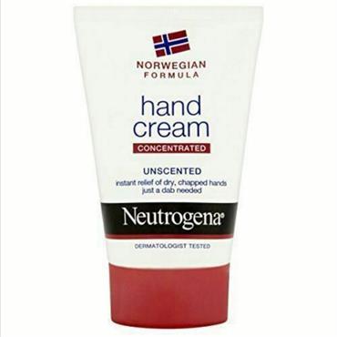 Neutrogena Hand Cream Unscented 75ml