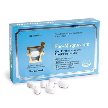 Pharmanord BioActive Magnesium 60 tablets
