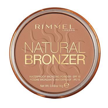 Rimmel Natural Bronzing Powder Sun Bronze 022