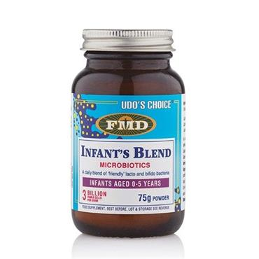 Udos Choice Infants Blend (0-5yrs) 75g powder