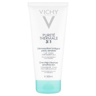 Vichy Purete Thermale 3in1 Cleanser 300ml