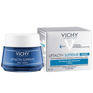 Vichy Liftactiv Supreme Night All Skin Types 50ml