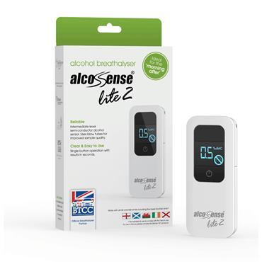 Alcosense Lite 2 Breathalyser