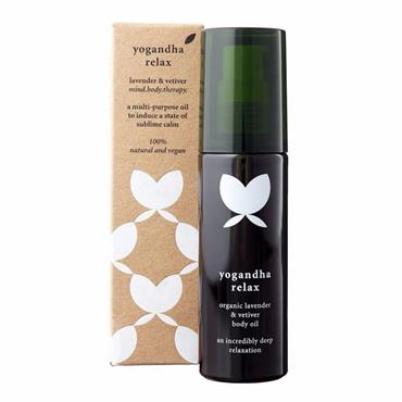 Yogandha Relax Body Oil Vegan 125ml