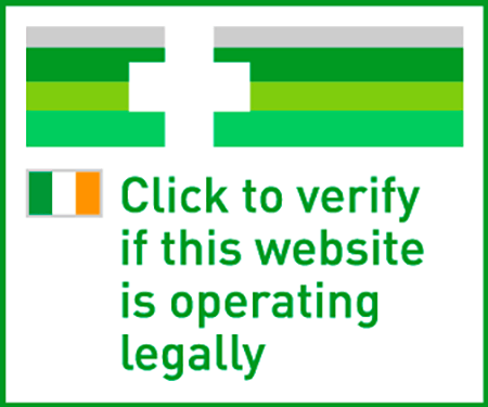 Click to verify if this website is operating legally