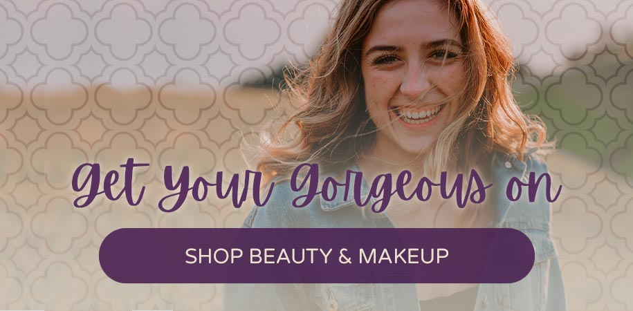 Get your gorgeous on