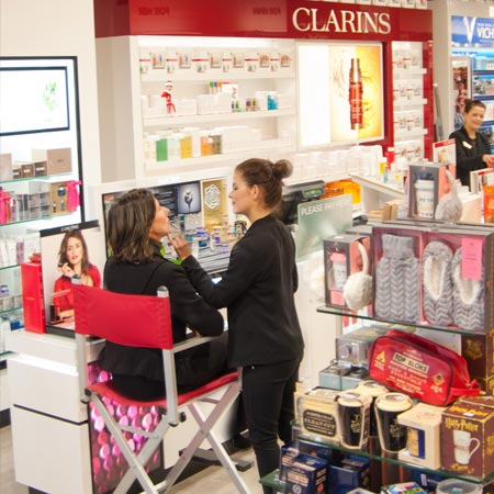 Mellerick's interior beauty and skincare