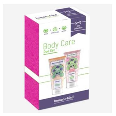 HUMAN AND KIND BODY CARE DUO SET