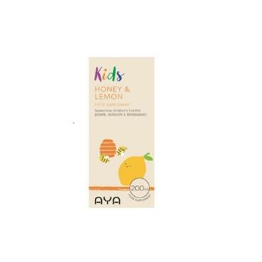 AYA HONEY AND LEMON 200ML