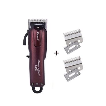 KEMEI CORDLESS HAIR CLIPPERS MODEL KM-2600