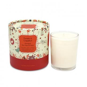 CELTIC CANDLES AROMA POT ROUND POMELO AND GRAPEFRUIT
