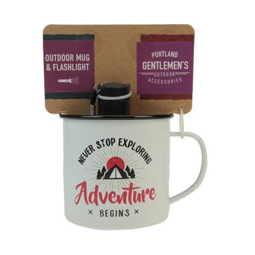SOMETHING SPECIAL OUTDOOR MUG AND TOOL SET 1PACK 56P280