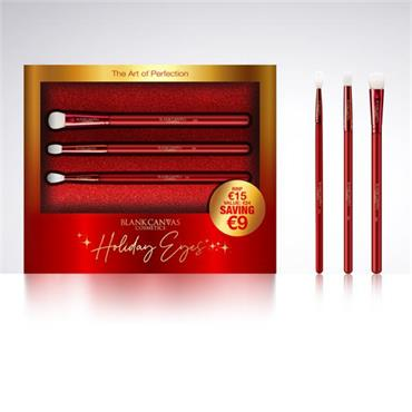 BLANK CANVAS HOLIDAY EYES BRUSH COLLECTION