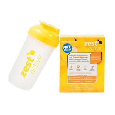 REVIVE ACTIVE ZEST ACTIVE 20 35YRS