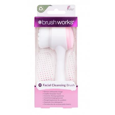 BRUSHWORKS CLEANSING FACIAL BRUSH