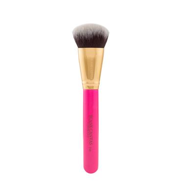 BLANK CANVAS DIMENSION SERIES I F08 DOME BUFFING BRUSH GOLD HOT PINK BCF08GHP