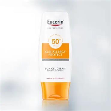EUCERIN SUN ALLERGY PROTECTION CREAM GEL SPF50 150ML