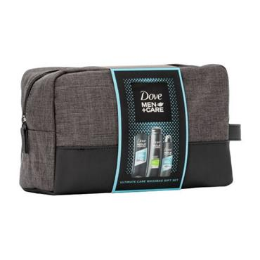 DOVE MEN+CARE DAILY CARE WASH BAG GIFT SET 4PCE