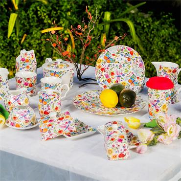 THE SWAN GARDEN RANGE (SET OF 4 MUGS)
