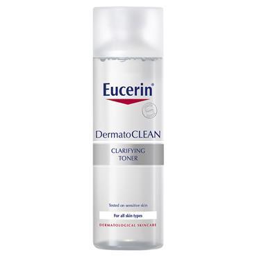 EUCERIN DERMATO CLEAN CLARIFYING TONER 200ML