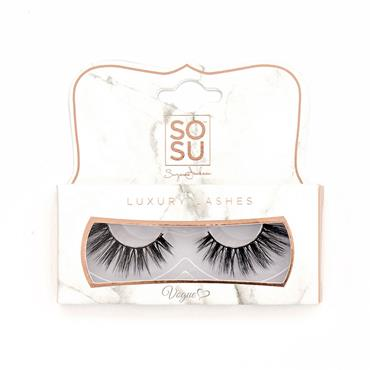 SOSU 3D FIBRE SILK EYELASHES VOGUE