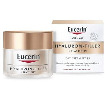 EUCERIN HYALURON FILLER + ELASTICITY DAY CREAM SPF15