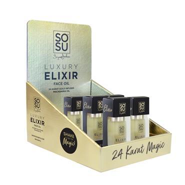 SOSU LUXURY ELIXIR OIL 13ML