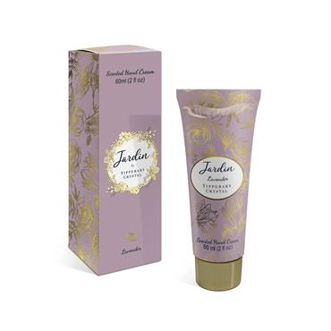 TIPPERY CRYSTAL JARDIN 60ML HANDCREAM - LAVENDER